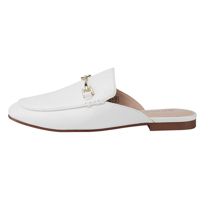 Persephone Mule Flat Shoes