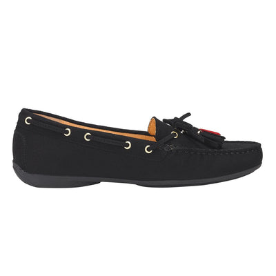 Calliope Dockside Loafer Flat Black