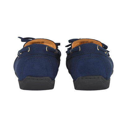 Calliope Dockside Loafer Flat Navy