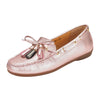 Calliope Dockside Loafer Flat Pink