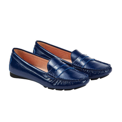 Eurynome Slip-on Loafer Blue