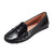 Eurynome Slip-on Loafer Black Patent