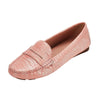Eurynome Slip-on Loafer Pink