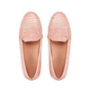 Slip On Loafers Pink