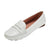 Eurynome Slip-on Loafer White