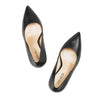Urania Stiletto Heel Pump Black