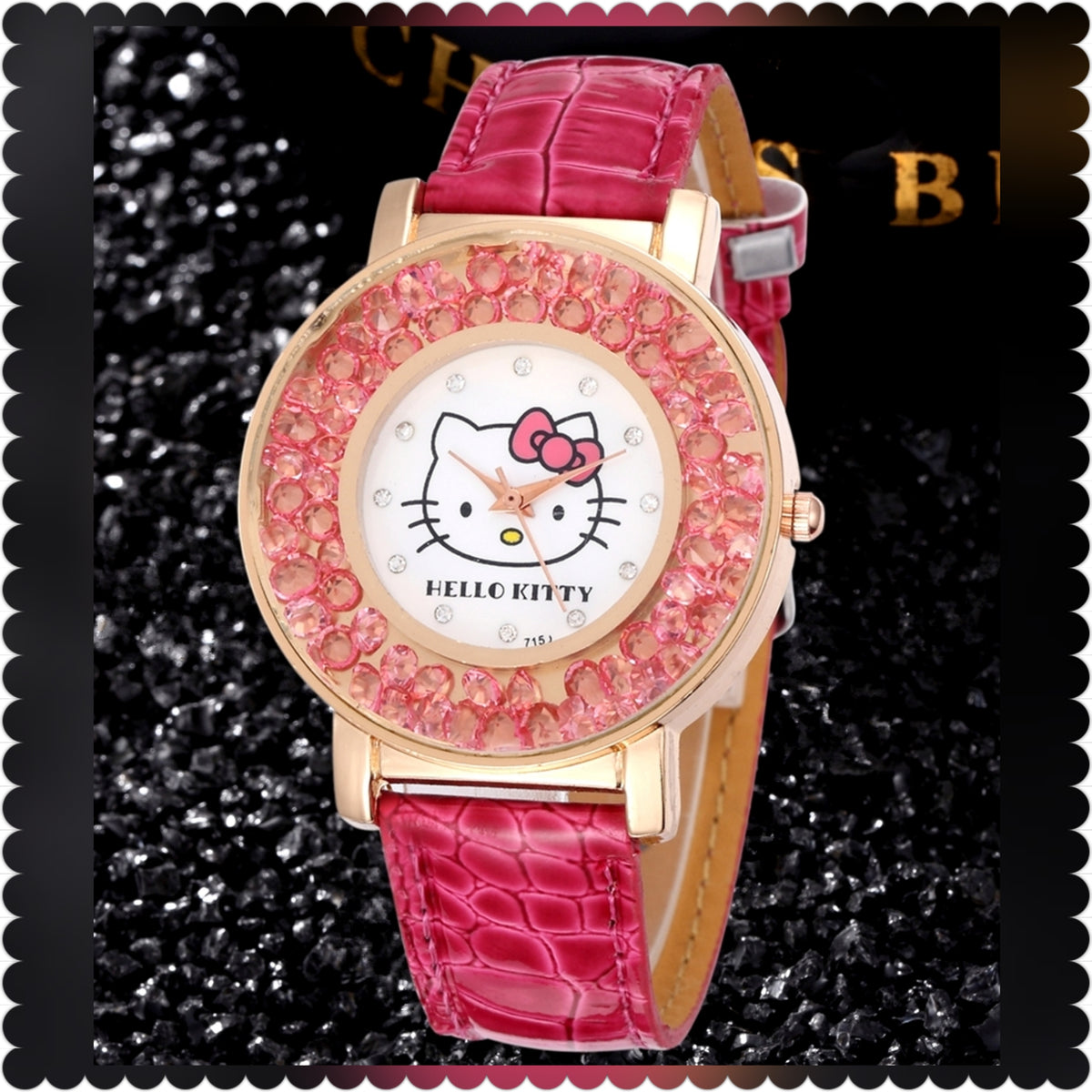 hello kitty pink ice free shipping