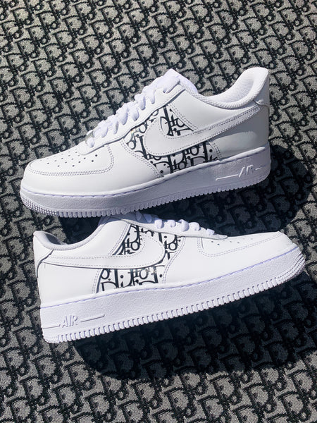 Custom Outlet : Air Force ONE : Christian Platine