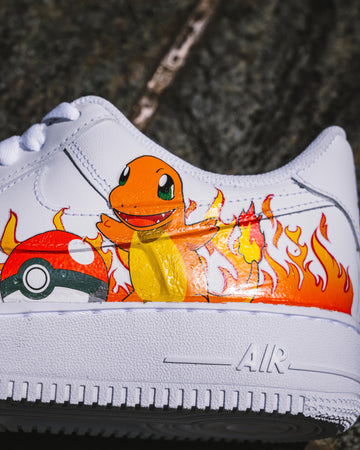 AIR FORCE 1 : Salamèche