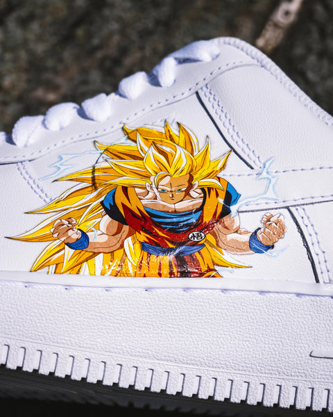 air force one custom sangoku dragon ball Z