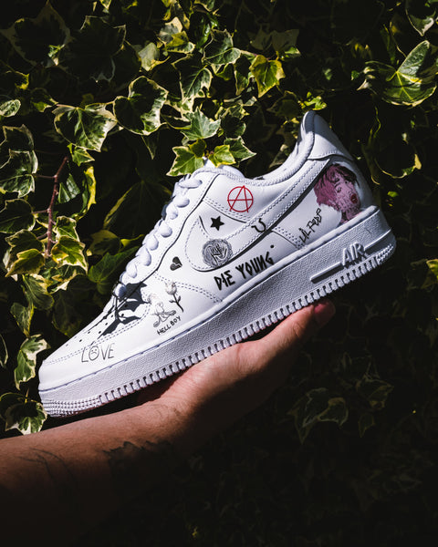 AIR FORCE 1 : Lil Peep