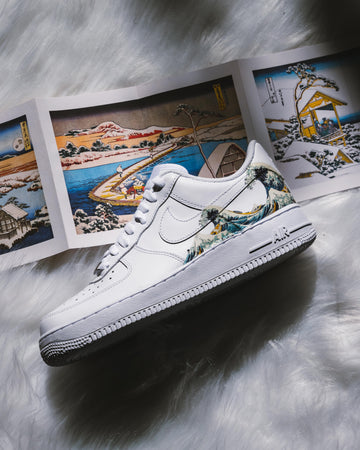 AIR FORCE 1 : Vague de Kanagawa 2.0
