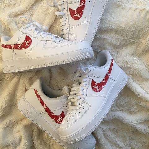 AIR FORCE ONE : LOUIS VUITTON