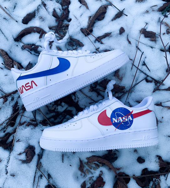 AIR FORCE 1 : NASA