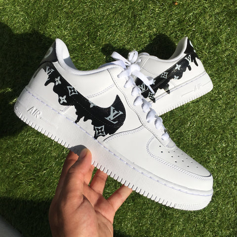 air force 1 femme customisé