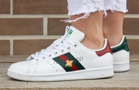 STAN SMITH «  It Ain't Gucci tho »