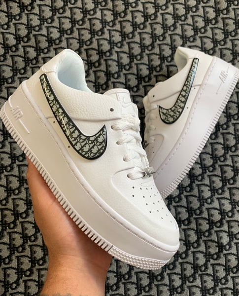 AIR FORCE 1 : Plateforme Christian D.