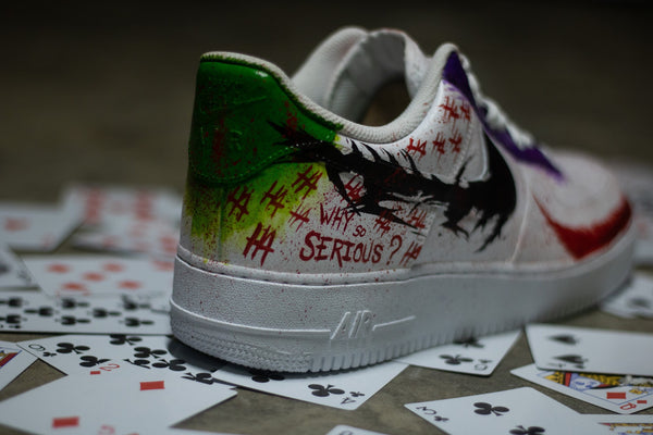 AIR FORCE ONE : Joker Nightmare