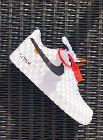 AIR FORCE ONE : OFF-WHITE
