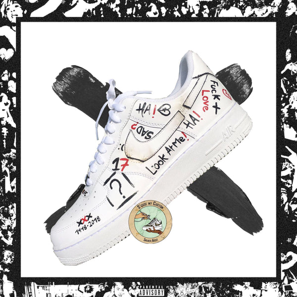 AIR FORCE ONE : XXX Tentacion 3
