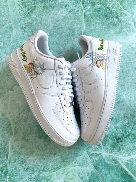 AIR FORCE 1 : Smith et Sanchez