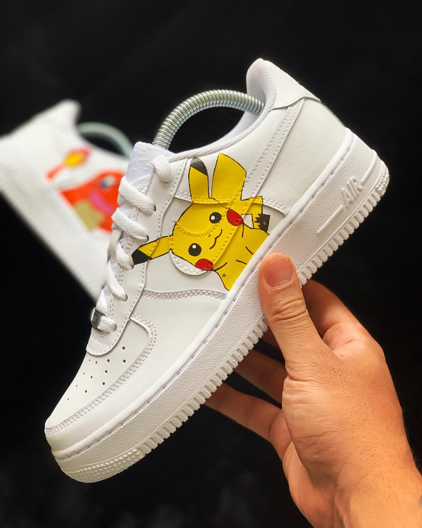 AIR FORCE ONE : Pokémon
