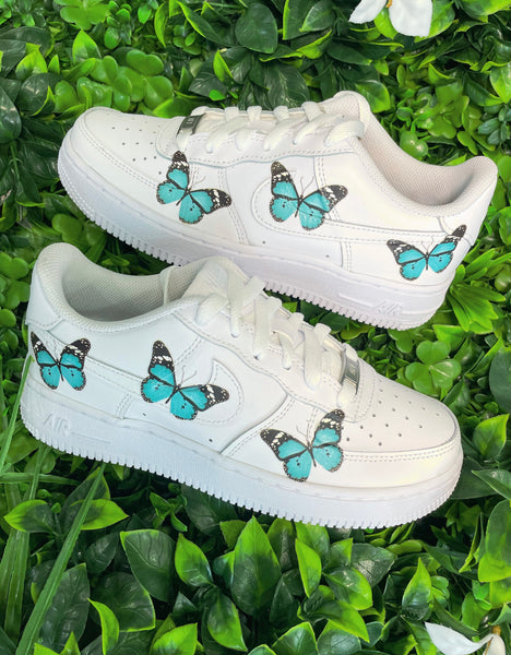 AIR FORCE 1 :  BUTTERFLY OPALINE