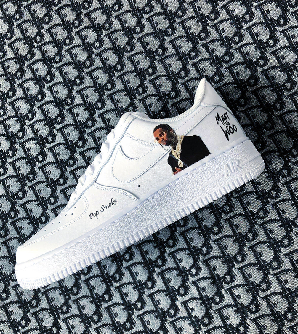 AIR FORCE 1 : POP SMOKE