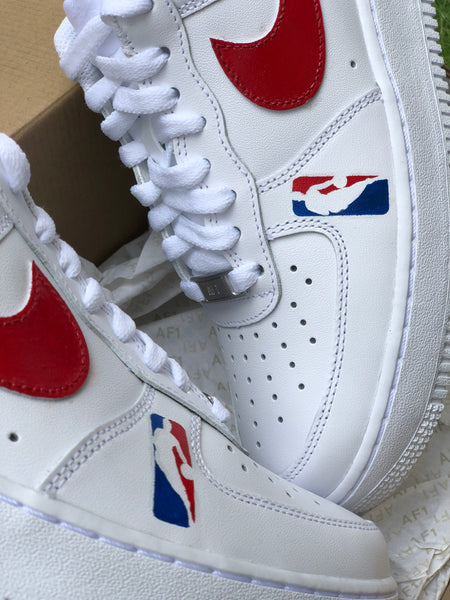 AIR FORCE ONE : NBA Vibes