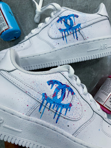 AIR FORCE 1 : Street luxe