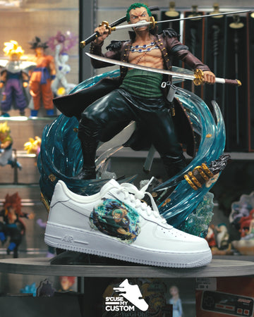 AIR FORCE ONE : Zoro One piece
