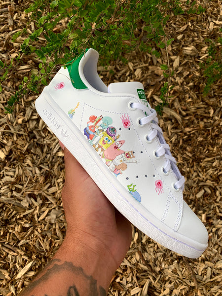 STAN SMITH : Bob l'éponge