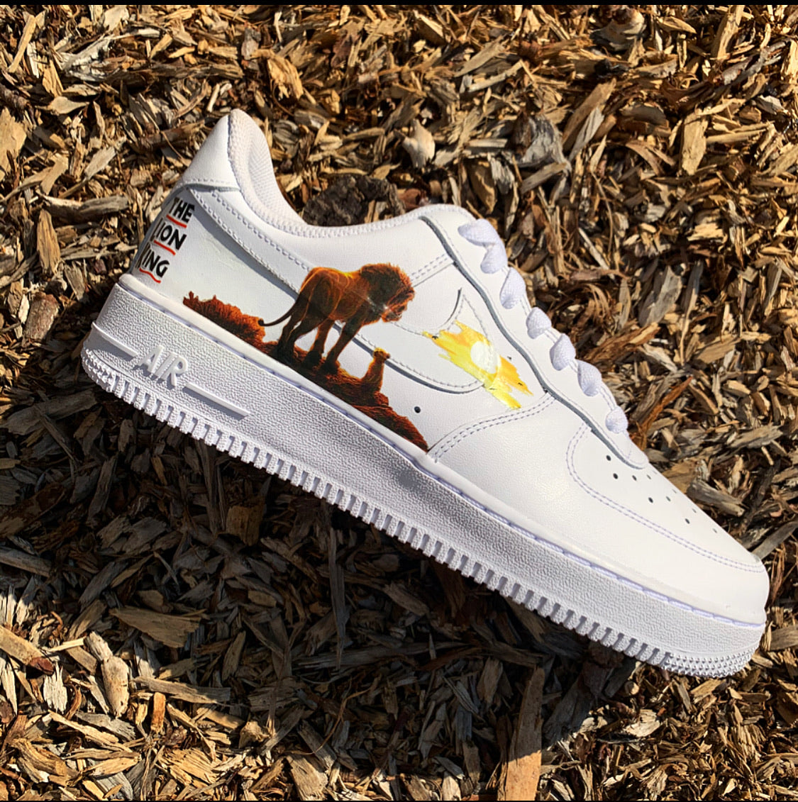 AIR FORCE 1 : LE ROI LION