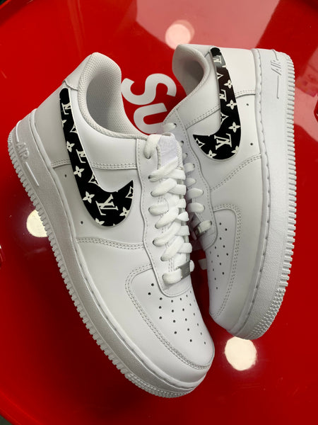 AIR FORCE ONE : Monogram black