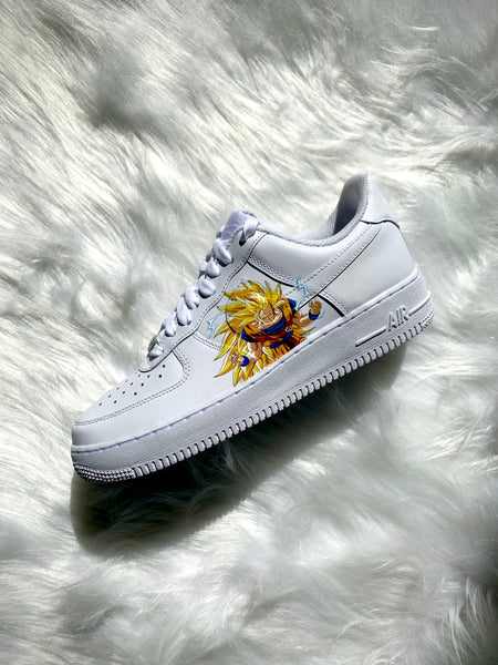 custom air force one sangoku DBZ