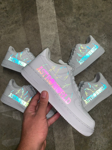 AIR FORCE ONE : ASTROWORLD GALACTIC 3.0