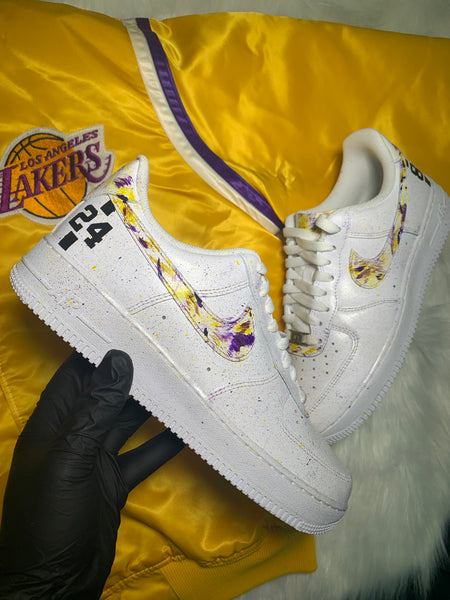 AIR FORCE ONE : Kobe Bryant