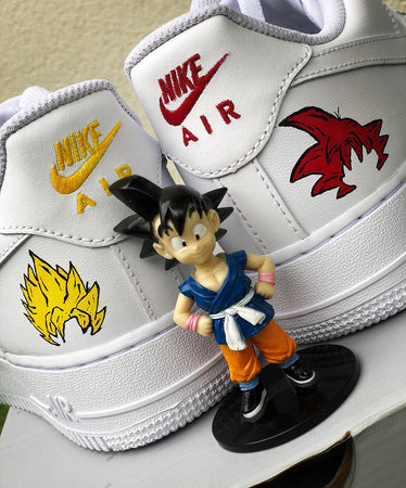 AIR FORCE ONE : Goku CUSTOM