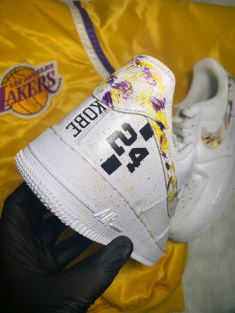 AIR FORCE ONE : Kobe Legacy 24