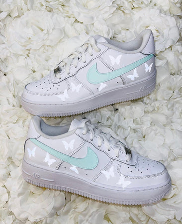AIR FORCE 1 :  BUTTERFLY 3M LADIES