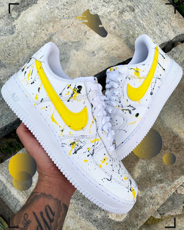 Air Force 1 : YELLOW SPRING