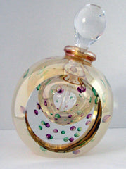 Roger Gandelman's Unique Bubble Perfume Bottle