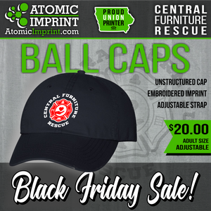 Central Furniture Rescue Ball Cap