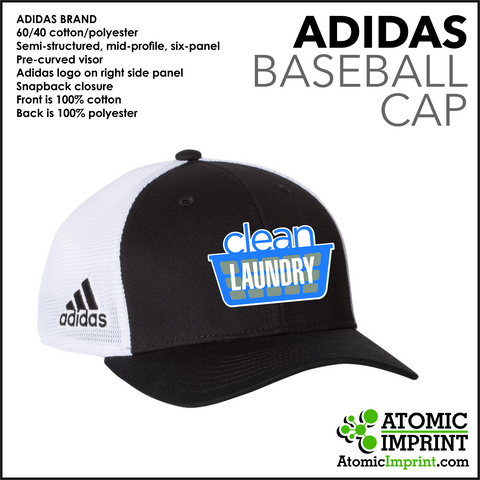 Clean Laundry Adidas Cap
