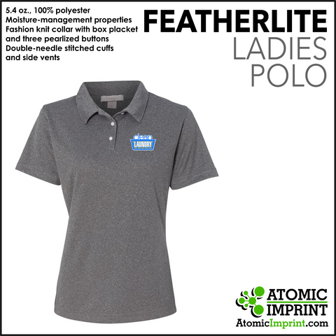 Clean Laundry Ladies Dry-Fit Polo