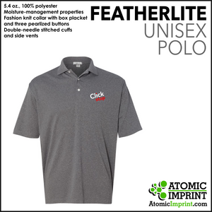 ClickStop Unisex Dry-Fit Polo
