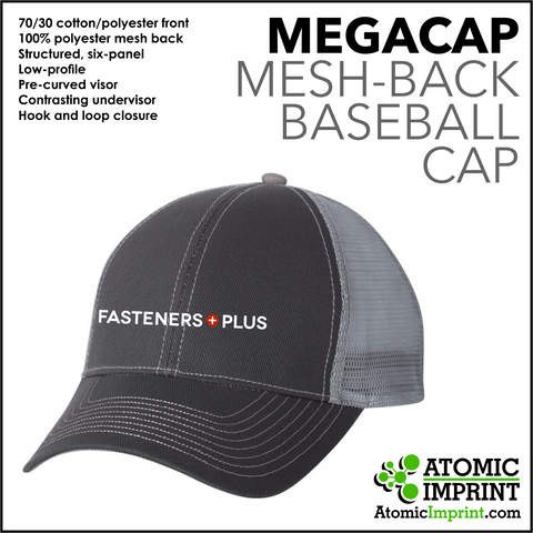 Fasteners Plus Mesh Back Cap