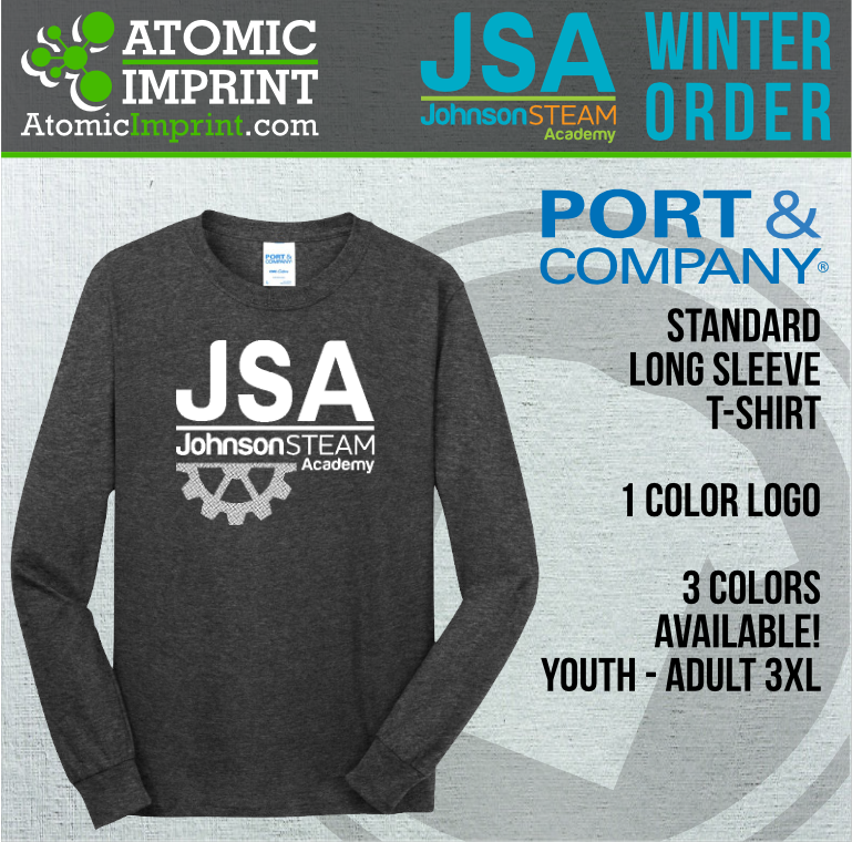 2019 JSA - Standard Long Sleeve Tee
