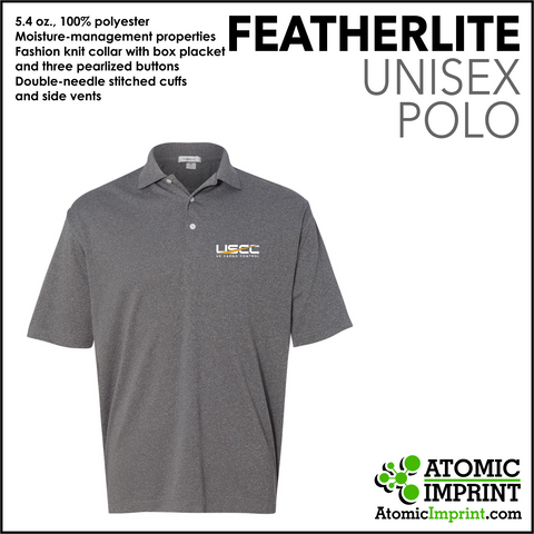US Cargo Control Unisex Dry-Fit Polo