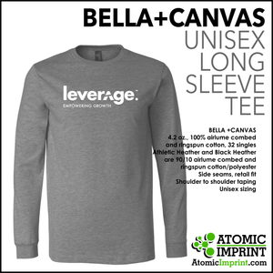 Leverage Unisex Long Sleeve T-Shirt
